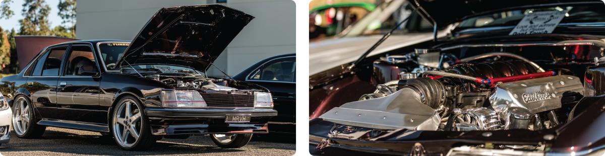 Cars of Bendix - UNITED Festival | Bendix Brakes
